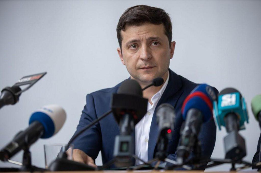 «Не вижу большой проблемы»: Зеленский сделал громкое заявление о статусе языка на Донбассе
