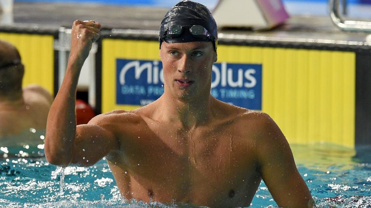 Еще одна медаль украсит украинский флаг. Известный пловец завоевал для Украины серебро.