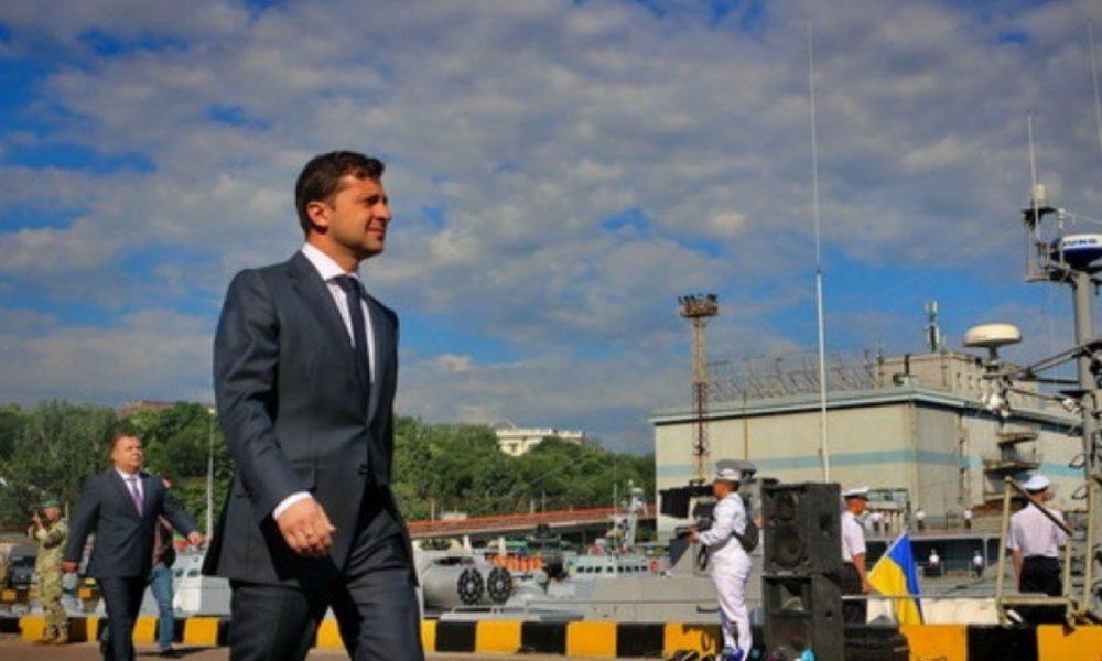 У Зеленского рассекретили план возвращения Крыма: будем играть первым номером
