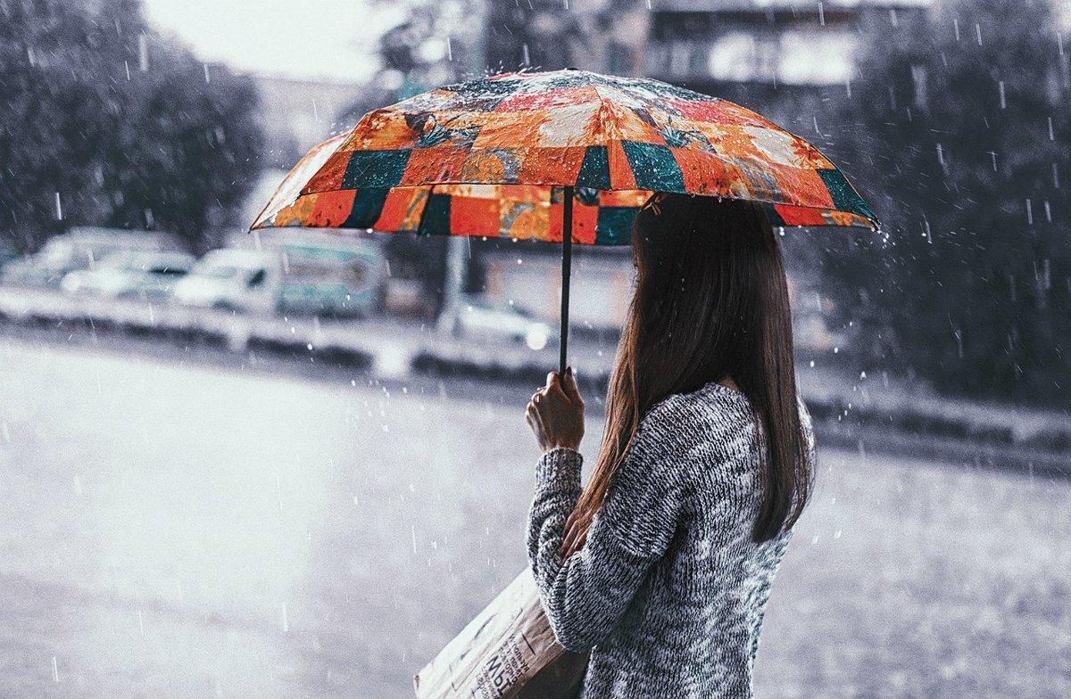 Все время будет дождливо: как изменится погода в течение недели