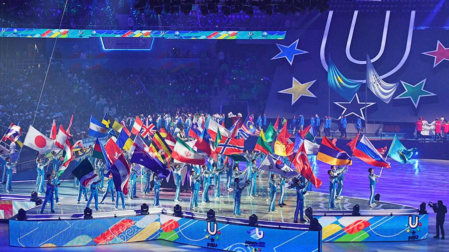 Всемирная Универсиада подошла к концу. Украина вошла в топ-10 призеров