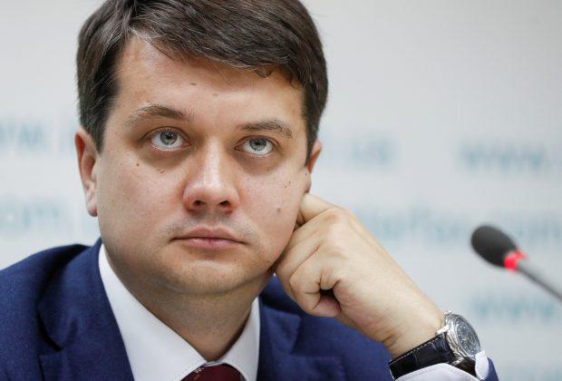 «Слишком много!»: Разумков сделал важное заявление про работу в Раде. Чтобы всем хватило портфелей