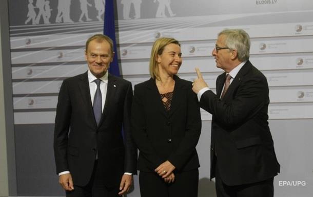Саммит Украина-ЕС: Могерини призывают к «ряду важных шагов», ведь «ситуация только ухудшается»