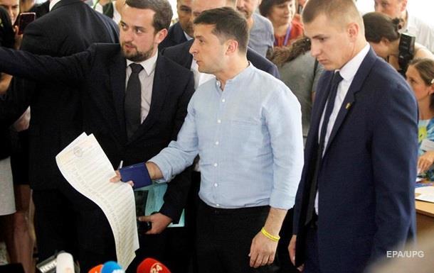 «Можете сложить мандат!»: Зеленский резко обратился к новоизбранным «слугам народа»