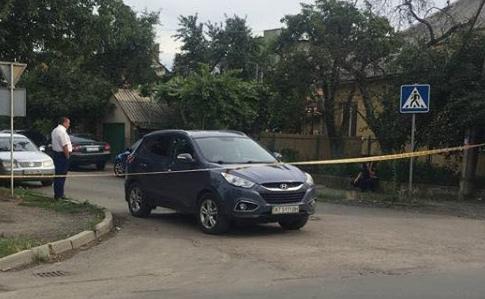 «По дороге на работу»: На Закарпатье расстреляли офицера полиции. Пять пуль