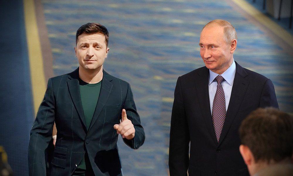 «Он мне сказал ….»: Зеленский резко осудил Путина. Роковой шаг