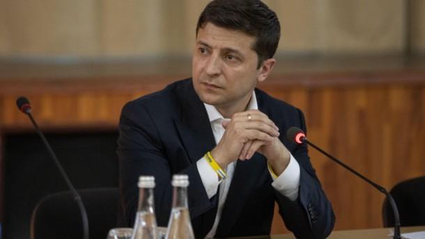 Зеленский назначил молодого дипломата своим представителем на полуострове