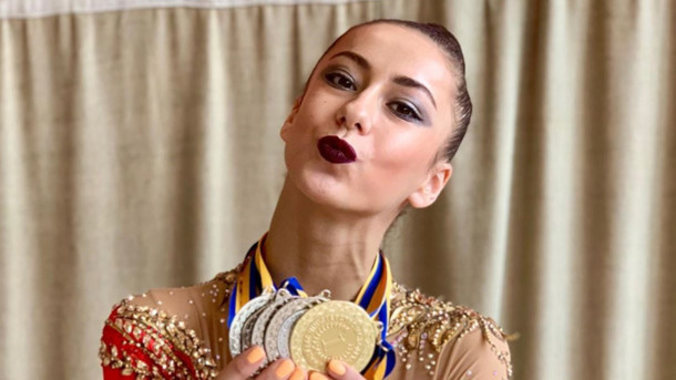 Юная украинка взяла «золото» Универсиады в Италии