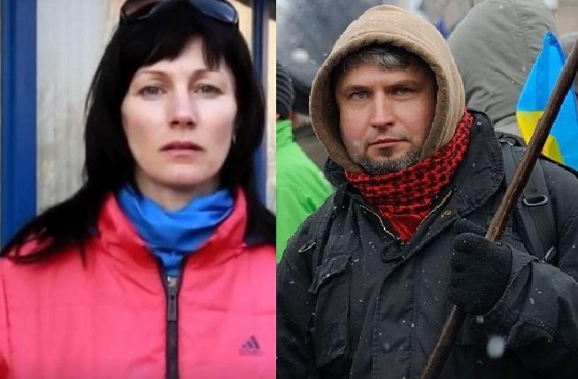 «Они снова вместе .. На небе ..» После продолжительной болезни ушла из жизни жена украинского Героя