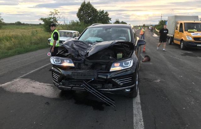 «На скорости сбил дорожного работника»: Топ-чиновник устроил смертельное ДТП