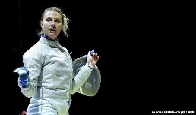 Впечатляющая победа: Ольга Харлан выиграла золото чемпионата мира по фехтованию
