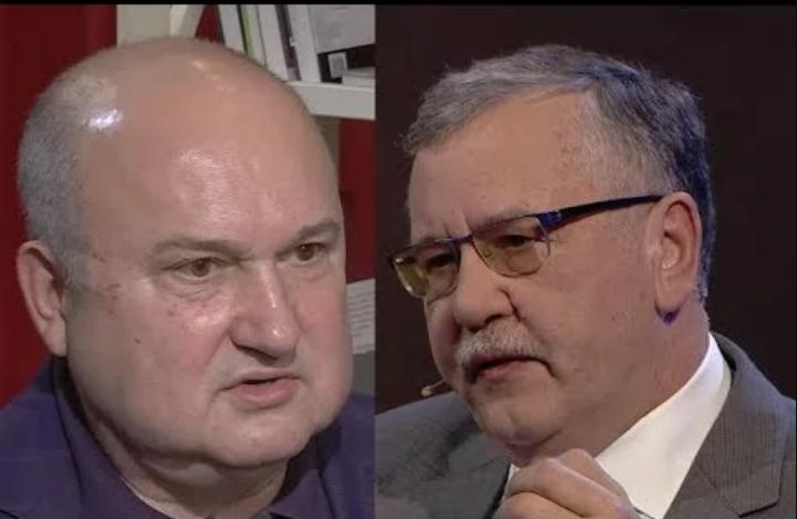 «Закрыть рот? Рога обломаю»: Смешко и Гриценко жестко поскандалили за кулисами политической программы