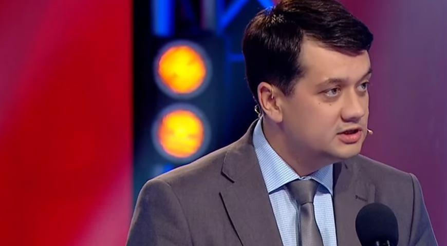 «Будет говорить на русском, пока …»: Разумков ошарашил своим заявлением. Не главная проблема в стране