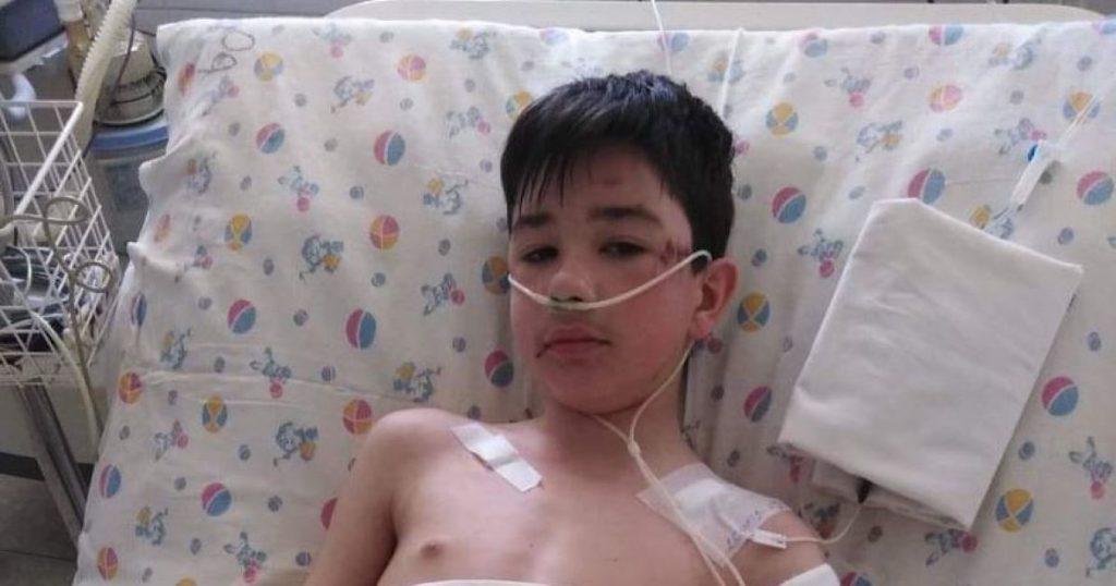 Несчастный случай вложил Дмитрия на больничную койку
