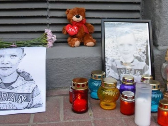 Убийство копами 5-летнего Кирилла под Киевом: в деле объявлено подозрение несовершеннолетнему