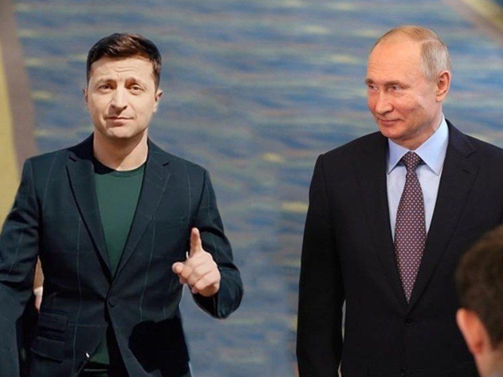 «Украинская власть должна уважать»: Путин выдвинул Зеленскому вопиющий ультиматум для проведения «диалога»