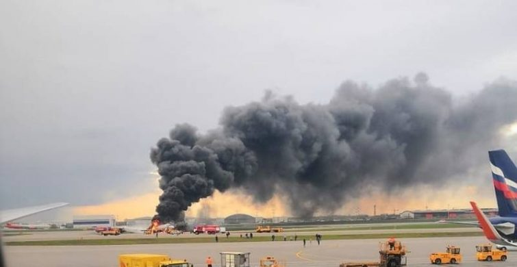 Упал посреди поля: на Полтавщине разбился самолет, есть жертвы