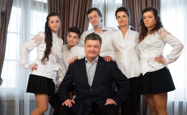Друг Порошенко оскандалился с заявлением о детях экс-президента и действующих чиновников