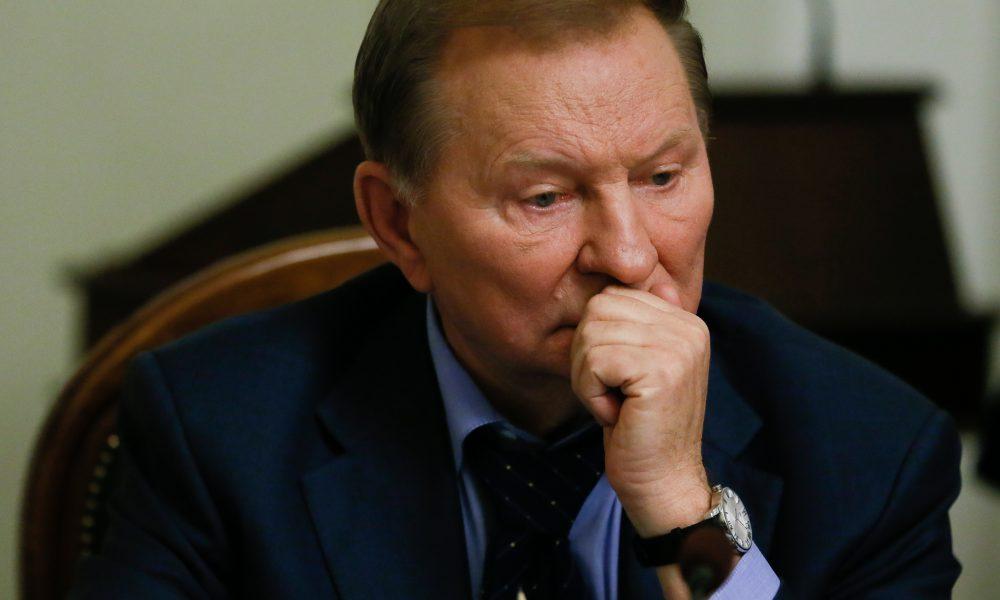 Огонь прекращается! Кучма сделал срочное заявление из Минска. Судьба решена