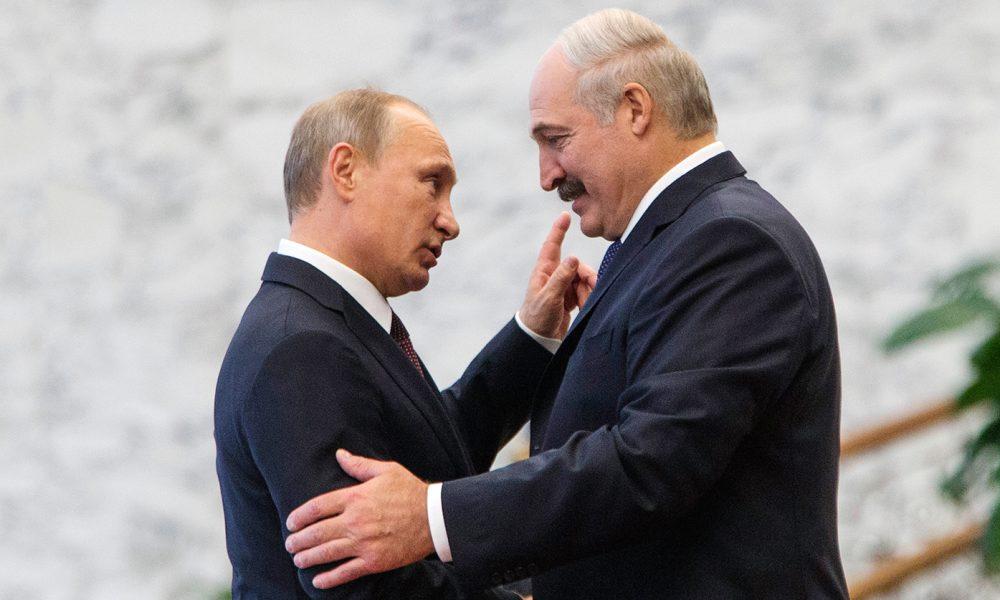 Нечего обсуждать! Лукашенко жестко поставил Путина на место. Ответил Зеленскому