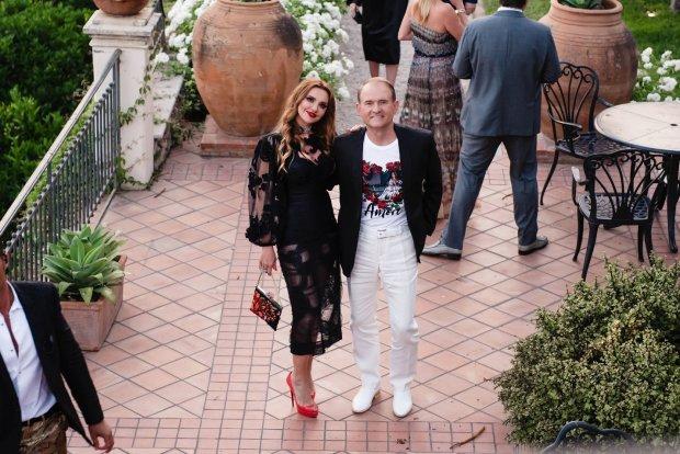 Закрытая вечеринка для избранных: Даже иностранные звезды поражены тем, сколько денег может потратить Оксана Марченко