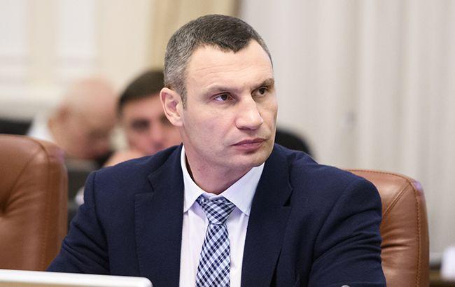 «Сдаваться не буду»: Кличко прокомментировал намерение Зеленского освободить его от должности председателя КГГА