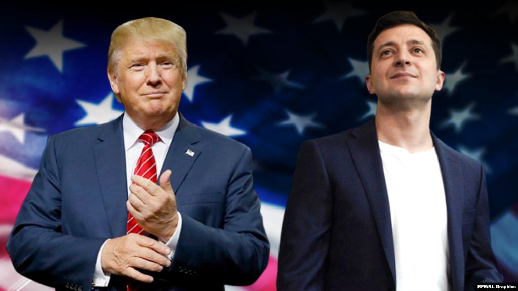 Готов оказывать поддержку Киеву: Трамп поздравил Зеленского с «уверенной» победой его партии