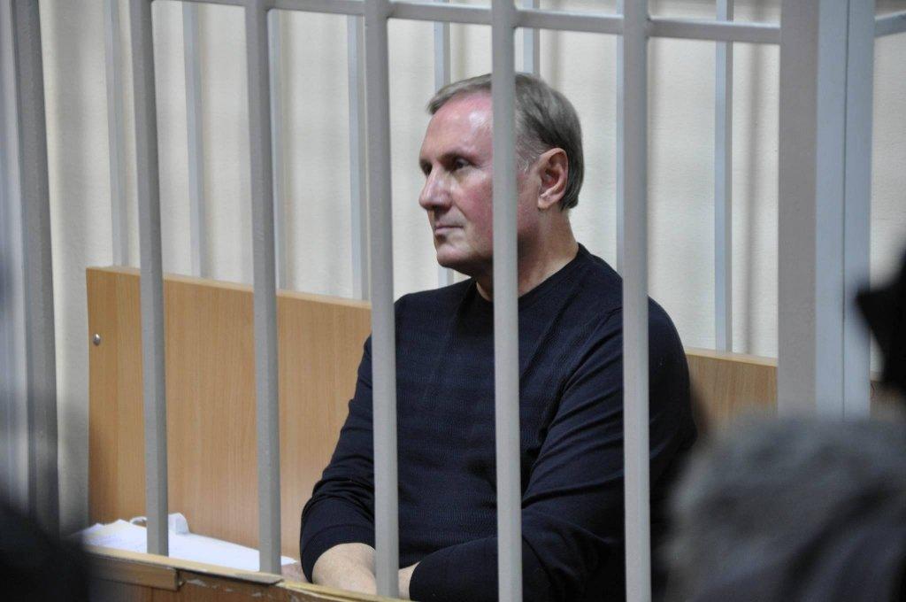 Поехал из тюрьмы на Range Rover: Скандальный экс-регионал Ефремов вышел из СИЗО