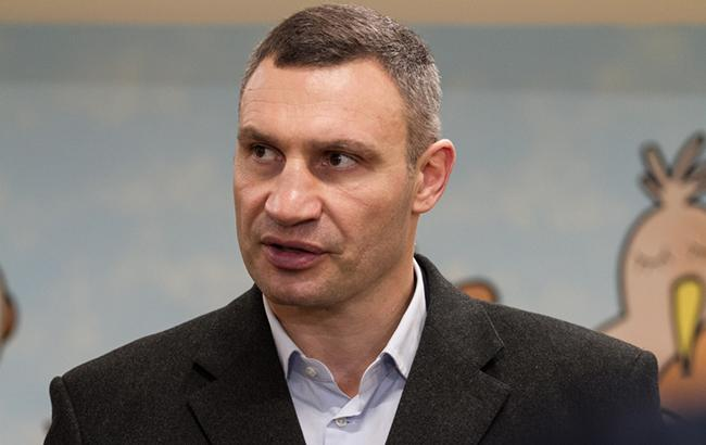 «Лживый непрофессионал». Кличко обратился к Зеленскому относительно конфликта с Богданом