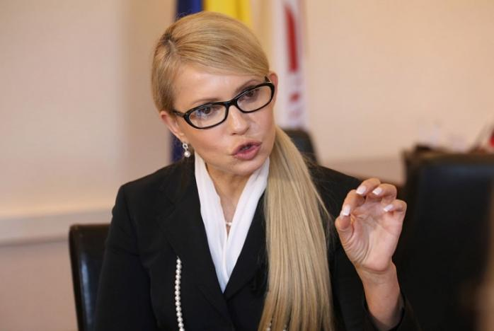 «Только президент и его партия»: Тимошенко поразила своим заявлением после объявления результатов экзит-полов