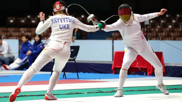 Знай наших: Сборная Украины выиграла первую медаль чемпионата мира по фехтованию