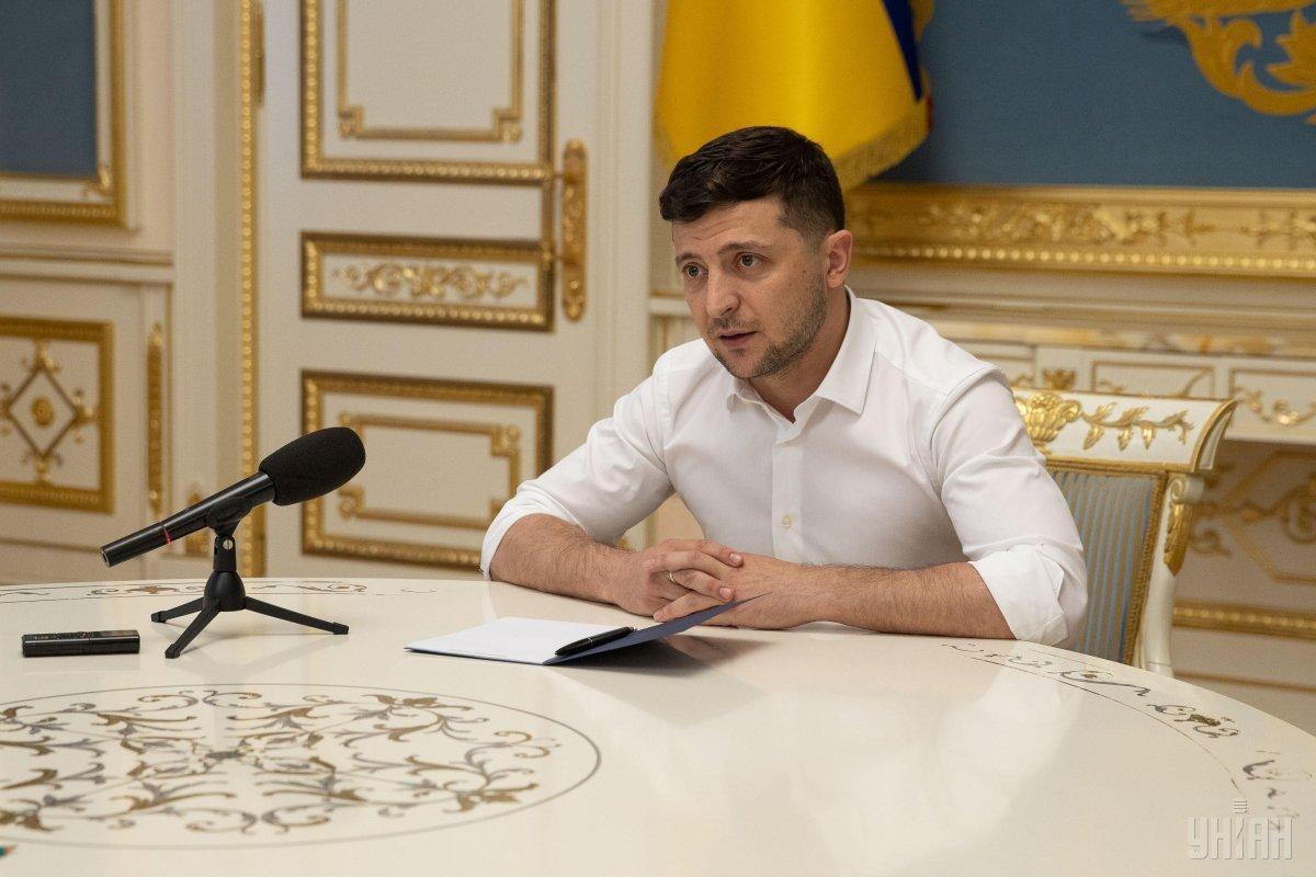 Трамп будет действовать в интересах Украины: Зеленский сделал заявление о «Северном потоке-2»