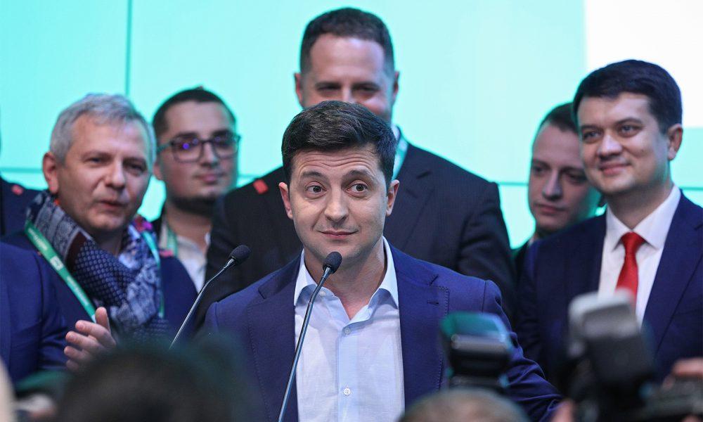 У Зеленского поставили на место журналиста, который цинично оскорбил украинцев. «У нас страна плебеев?»
