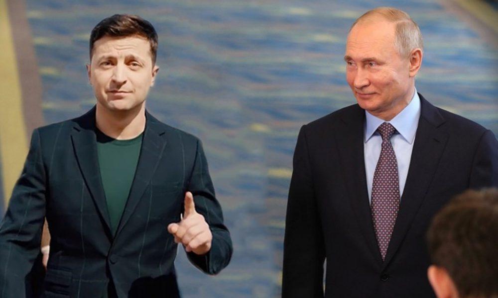 У Зеленского жестко ответили Путину по «сепаратистам» Донбасса. Называем вещи своими именами!