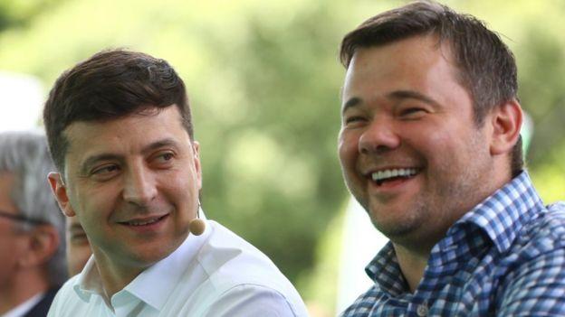 «Уже уволил!»: Владимир Зеленский ответил на петицию об освобождении от должности Богдана