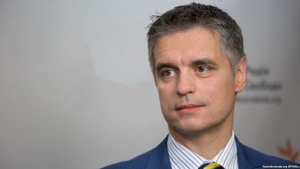 Пристайко глава МИД: Зеленский предложил еще одного кандидата