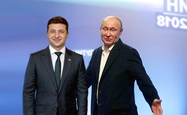 У Зеленского появилась тайное оружие против Путина: «Сыграем в игру»