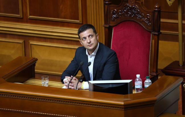 Зеленский аж встал! В Раде проголосовали за нового премьер-министра Украины. Прощай, Гройсман!