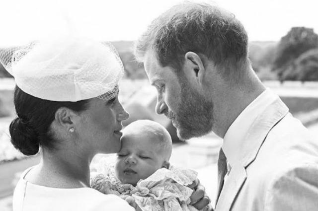 «Вспыхнула грандиозная ссора»: Маркл забрала сына и ушла от принца Гарри — СМИ