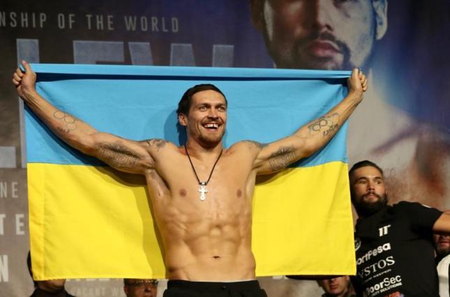 Тяжелая артиллерия бокса: назван следующий соперник Александра Усика. Непобедим!