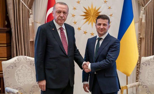 «Заставят Россию»: Зеленский с Эрдоганом озвучили план своих действий на Донбассе и Черном море. Это изменит ситуацию