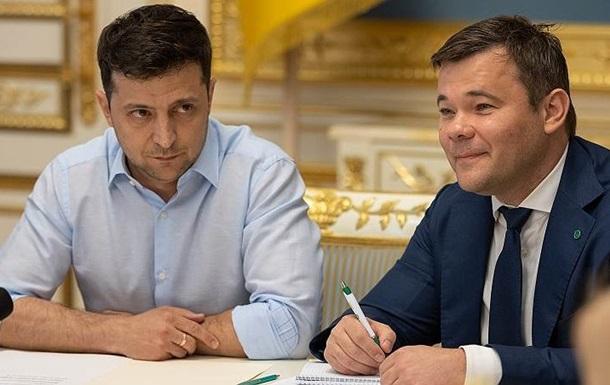 Сеть взорвали слухи об отставке Богдана с должности главы ОП: опубликован документ