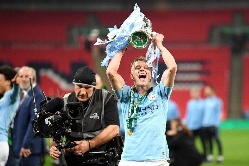 «Зинченко забил пенальти»: «Манчестер Сити» открыл футбольный сезон феерической победой