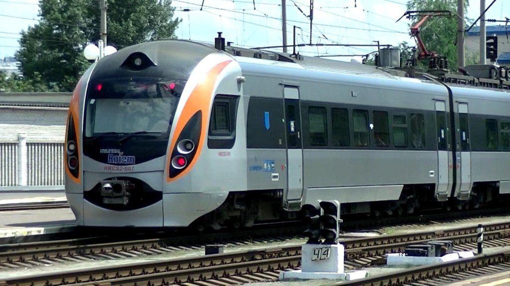 Вечно с ними что-то не так: На вокзале в Николаеве загорелся скоростной поезд «Интерсити»