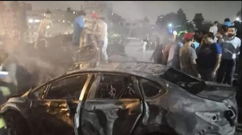 «Мощный взрыв у онкологического центра»: Столицу Египта всколыхнула жуткая трагедия
