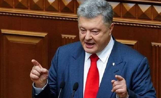 «Меня не интересует!» Порошенко устроил «скандал» на первом заседании Рады. В своем репертуаре
