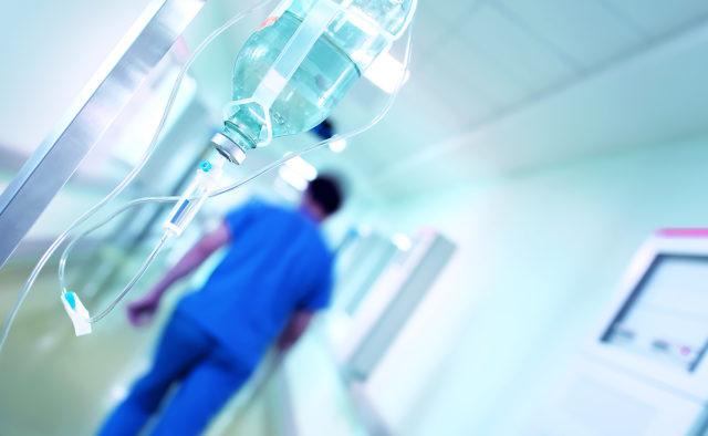 Угрожал врачу расправой: пациент напал на людей в больнице с катаной.» Мне ничего не будет «