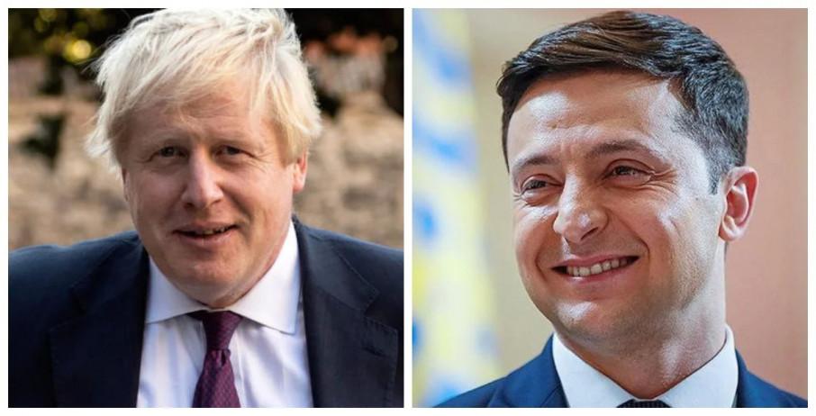 «Невозможность возвращения России до G8»: Зеленский провел срочный телефонный разговор с премьером Британии