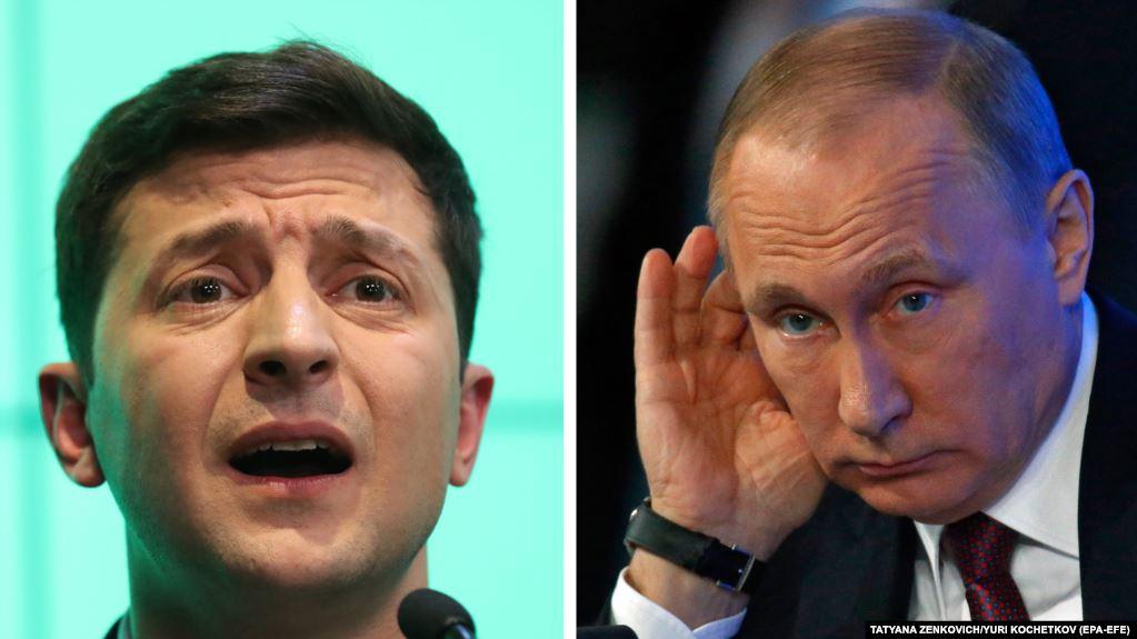 «Этот шаг — моральное превосходство Украины в войне»: в США прокомментировали звонок Зеленского Путину