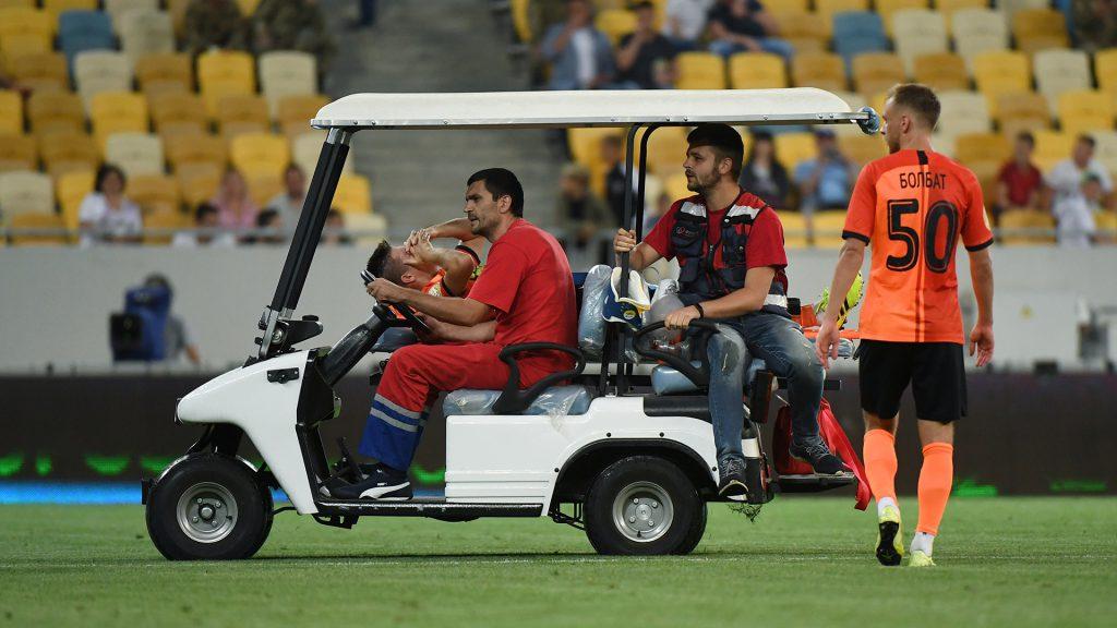 «Шахтер» теряет лучших! Украинский футболист получил серьезную травму